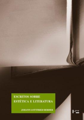 Capa de Escritos sobre Estética e Literatura