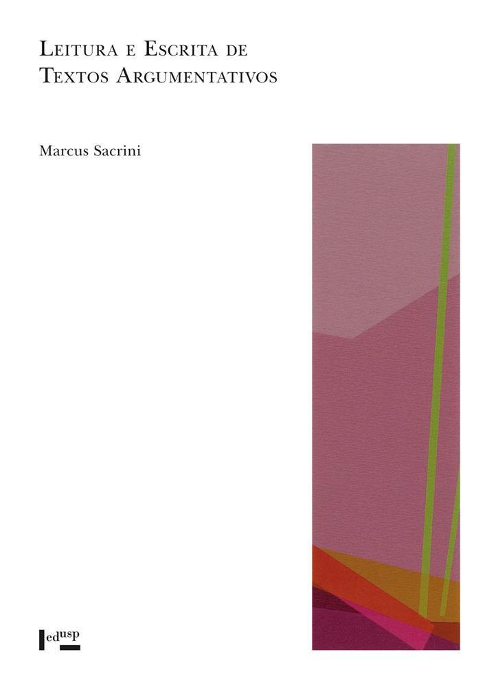 Capa de Leitura e Escrita de Textos Argumentativos
