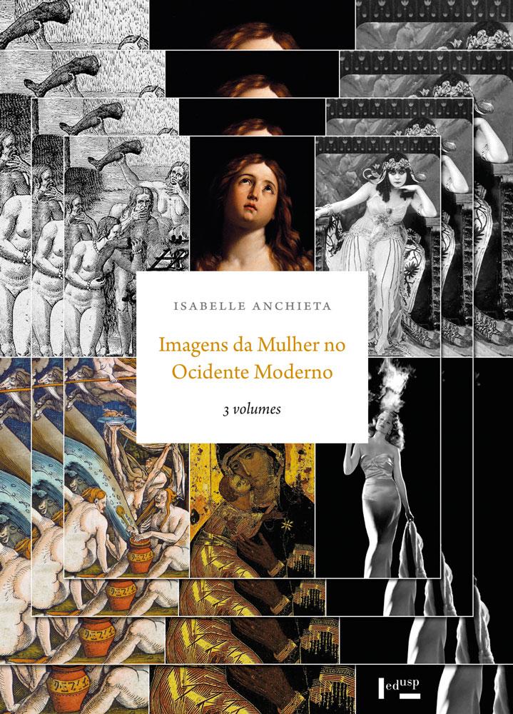 Capa de Imagens da Mulher no Ocidente Moderno