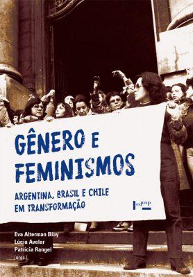 """Capa de """"Gênero e Feminismos"""""""