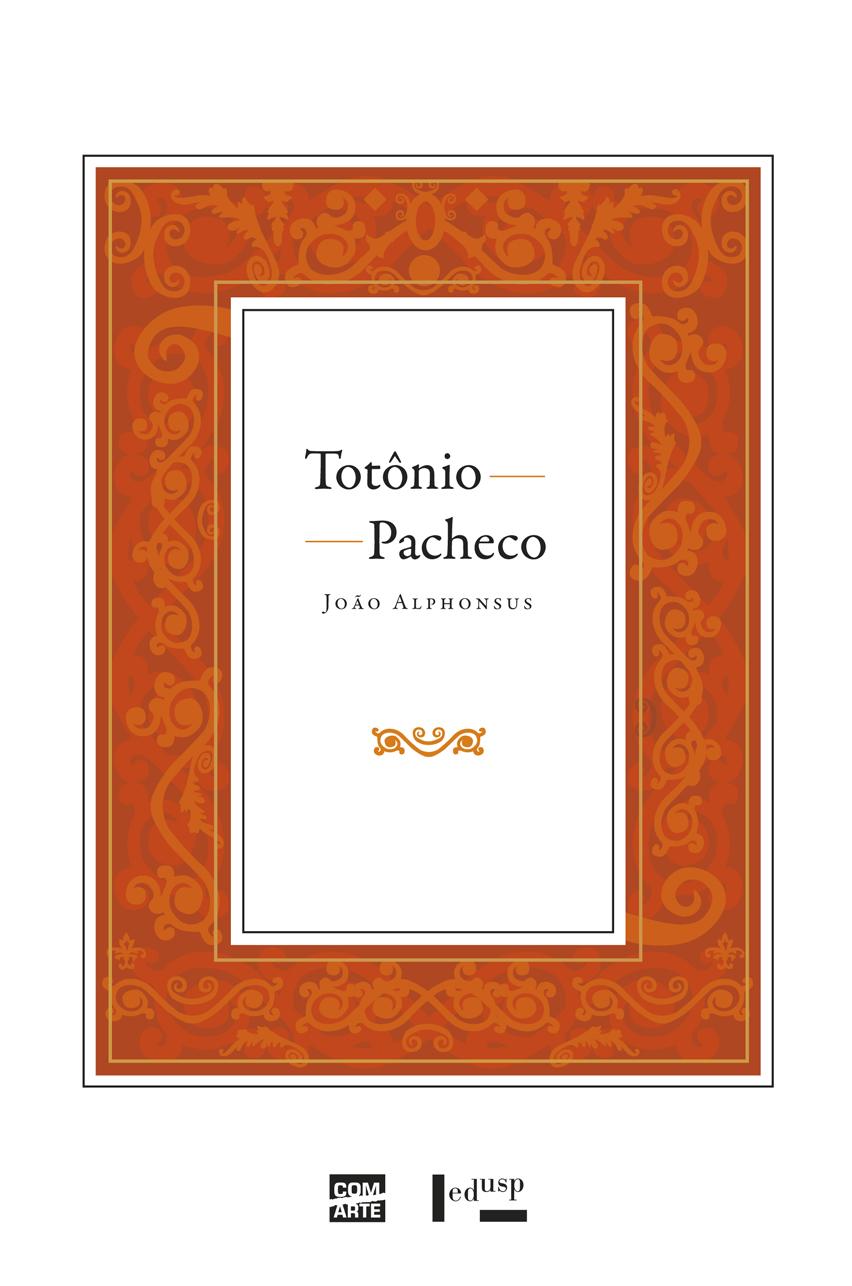 """Capa de """"Totônio Pacheco"""""""
