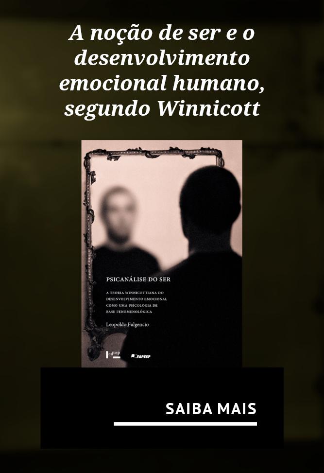 A noção de ser e o desenvolvimento do emocional