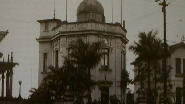 Antigo observatório da Paulista: desde que começaram as medições meteorológicas, não há registro de neve (IAG-USP)