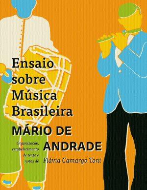 Capa de Ensaio sobre Música Brasileira