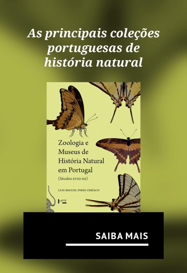 As principais coleções portuguesas de história natural
